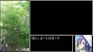 "【RTA(リアル登山アタック)_外伝】 等々力渓谷  29""21"