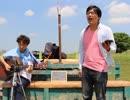 """【ただの素人(歌好き)が""""多摩川で""""歌ってみた! 】森高千里『雨』 第155回 7月5日(金曜日)"""