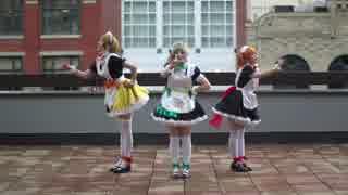 【ラクス×Elindia×ネリウム】Pure Girls Project 踊ってみた