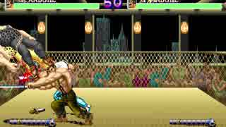 【画質音質改善版】[TAS] Arcade Final Fight (ファイナルファイト) by £e Nécroyeur in 13:31.15