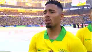 《コパ・アメリカ2019》 [決勝] ブラジル vs ペルー(2019年7月7日)
