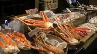 大阪市中央区黒門市場巡り。