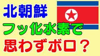 フッ化水素で思わずボロが出た北朝鮮と、相変わらず的外れの文在寅政権