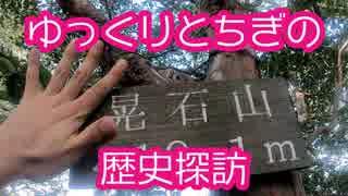 RTA ラップ登山アタック 「ゆっくり栃木の歴史探訪」