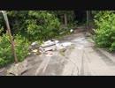 イワマンの復活を祝して岩間邸凸する岩倉サンタ