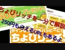 (ゆっくり解説)ちょびリッチを解説!250円もらえるURL付き!