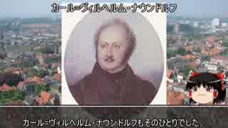 【約8分動画】ナウンドルフの血族【歴史小話】