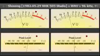 Shinning [1982.05.29 NHK 505 Studio]