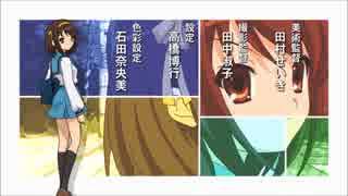 京都アニメーション制作のテレビアニメOP集