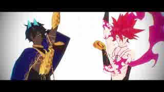 【Fate/MMD】インド兄弟キャットミュージック【モデル配布】
