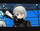 【MMDNieR】ヒビカセ【2B】1080p