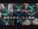 【ASMR】綿棒を愛するものへ送る9種類の奥行き耳かき【音フェチ】