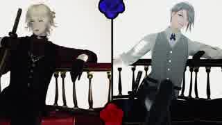 【MMD刀剣乱舞】疑心暗鬼【南泉一文字・山姥切長義】