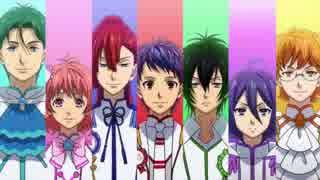 【キンプリMAD】パラダァイス銀河【KING OF PRISM -Shiny Seven Stars-】
