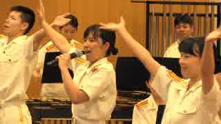 自衛官が踊る 米津玄師『パプリカ』/陸上自衛隊東部方面音楽隊
