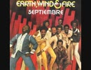 september cover  verいつでも、最高である。(Anytime, it's the best.)Earth Wind & Fire
