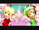 【MMD】二人の虹河ラキちゃんで『はやくそれになりたい!』