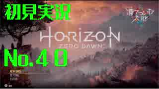 【初見実況】Horizon Zero Dawn【40】