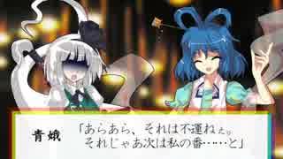 短くも濃ゆい夏の夜8【東方日常小劇】