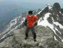 奥穂高岳山頂でハレ晴レユカイを踊ってみた。