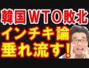 韓国がWTO大敗北の現実を認められず無様な言い訳を垂れ流す!WTO理事会で誰にも相手にされず世界中の笑いものにw【KAZUMA Channel】