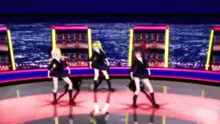 【東方MMD】疑心暗鬼&Marine Bloomin'【レイマリアリ&秘封】【1080p】【ぱんつ注意】【紳士向け?】【MMD】
