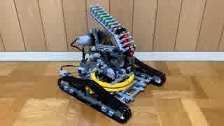 LEGOで連射するマシンを作った2