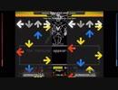 【StepMania】Battle Against a True Hero [SX12]【足譜面】