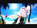 【MMD】カルロ・ピノでWAVEFILE【夏】