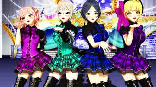 【MMDデレマス】AS IF IT'S YOUR LAST 奏