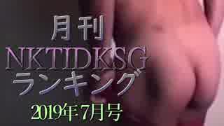 【2019年7月号】NKTIDKSGランキング