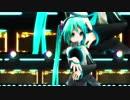 【MMD】あぴミクで Hand in Hand