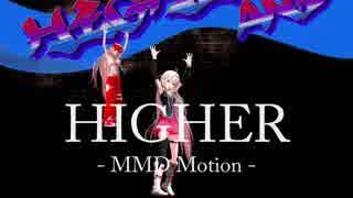 【MMD】HIGHER | IA【モーション配布】