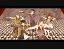 【SideMMD】ガチ百合の女王【Cafe Parade】