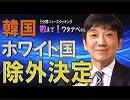 【教えて!ワタナベさん】韓国「ホワイト国」除外!でどうなる?[桜R1/8/4]