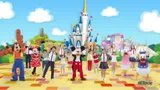 東京ディズニーランド キッズダンスプログ