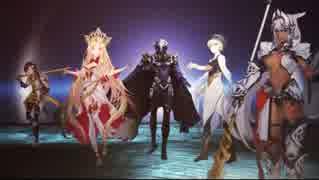 【FGOFes2019】第二部第5章『神代巨神海洋 アトランティス』cosmos in the lostbelt ムービー【Fate/Grand Order4周年】