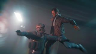 【Quantum Break】滑舌改善のために実況プレイ10【TPS】