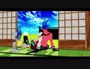 【MMDプロメア】 ねこみみスイッチ 【ガロ&リオ】