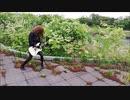 THE RUNAWAYS 「WASTED」 ギターで弾いてみたオカマ