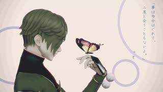 【MMD刀剣乱舞】ピアノ・レッスン 【鶯丸】