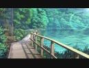 癒し系自然音『水面が揺れる音』立体音響(バイノーラル) 作業用BGM・睡眠用BGM ASMR