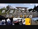 【車載動画】またまたマニュアル車を堪能してみた10【芦ノ湖スカイライン(ダイジェスト版)】