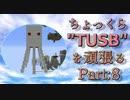 【Minecraft】ちょっくらTUSBを頑張る Part:8【ゆっくり実況】