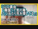 『山口真由氏「韓国って気の毒。八つ当たり先を探してる」』についてetc【日記的動画(2019年08月11日分)】[ 133/365 ]