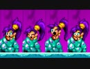 【リョナ】シャンティ スライムに包み込まれる - Ryona Shantae slime