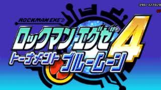 【TAS】ロックマンエグゼ4 トーナメントブ