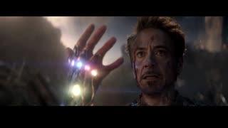 【MAD】Avengers endgame X Over