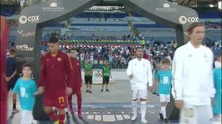 《2019プレシーズン》 ローマ vs レアル・マドリード(2019年8月11日)