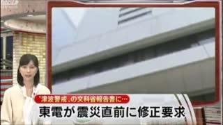 政府は311東日本大震災で津波が来ることを事前に知っていた!東北の人はブチ切れろ!